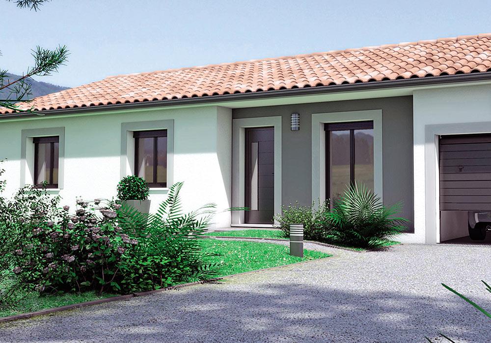 Ros e votre futre maison individuelle par oc r sidences for Constructeur maison individuelle 79