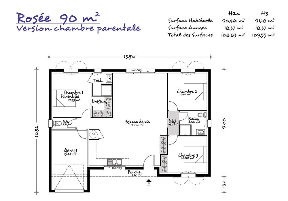 Un projet de construction personnalis adapt votre budget for Catalogue construction maison