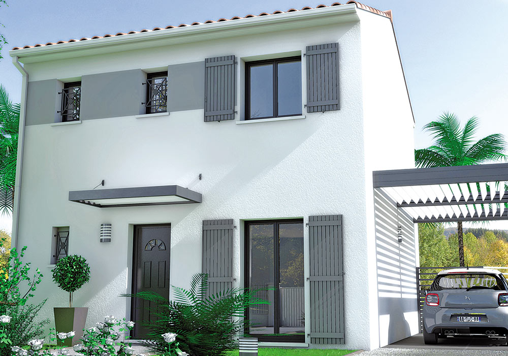 Solstice votre futre maison individuelle par oc r sidences for Construction maison 89